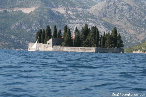Island monastery - Croatia: Kayak, Cycle, Hike: 1 Day-1 Week Tours