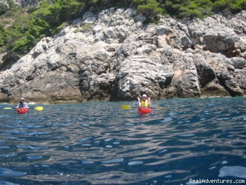Rugged coastlines - Croatia: Kayak, Cycle, Hike: 1 Day-1 Week Tours