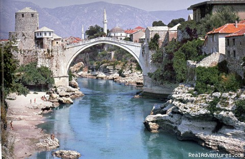 Cultural excursion to Mostar, Bosnia Herzegovina (#18 of 20) - Croatia: Kayak, Cycle, Hike: 1 Day-1 Week Tours