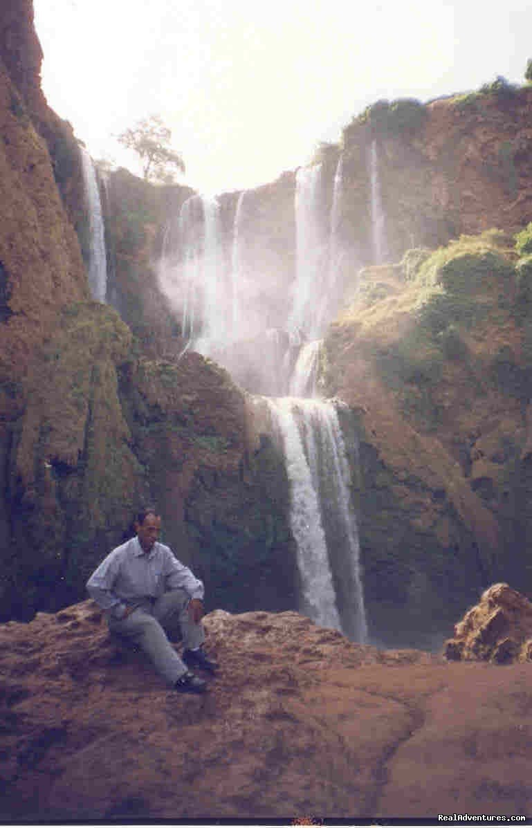 Excursions to Ouzoud Cascades