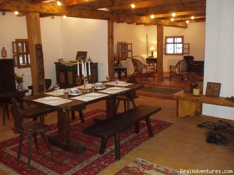 Interior Inn on Balaban - Traditional Romania: Luxury Escorted Itineraries