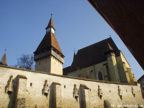 Fortified Saxon Church - Traditional Romania: Luxury Escorted Itineraries