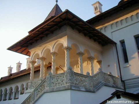 Sambata Monastery - Traditional Romania: Luxury Escorted Itineraries
