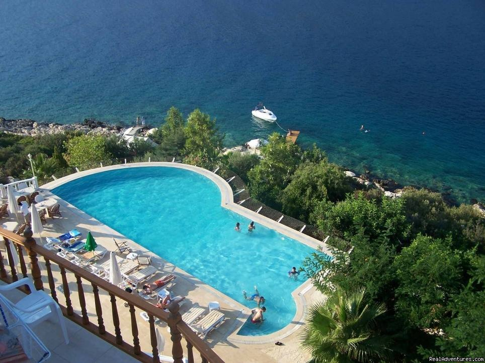 Club Hotel Barbarossa, pool view | Image #2/9 | Live your deams at Club Hotel Barbarossa