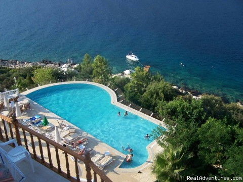 Club Hotel Barbarossa, pool view - Live your deams at Club Hotel Barbarossa