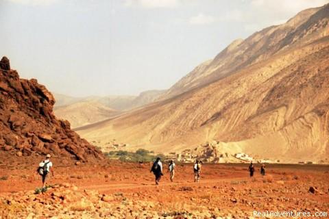 Trekking in Morocco: Trekking in Morocco
