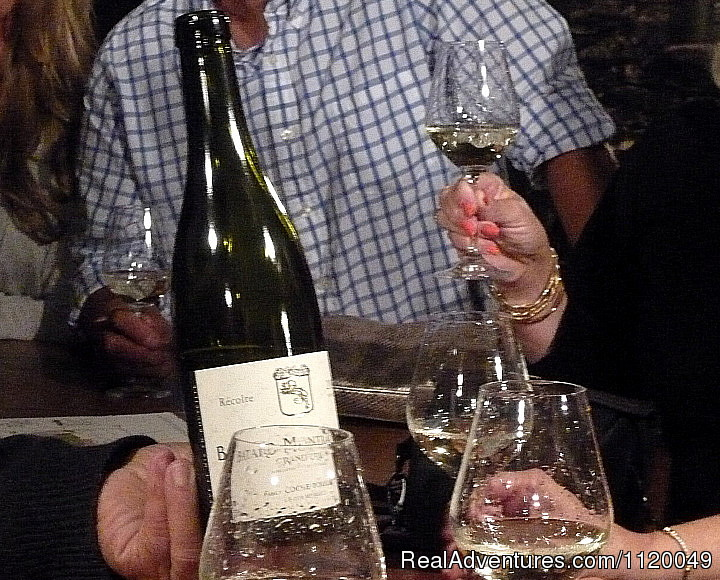 Grand Cru wine tasting | Image #2/13 | Fabulous Wine and Food Tours in Burgundy