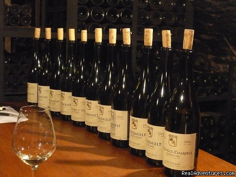 Meursault - Burgundy Wine & Food Tour Adventures