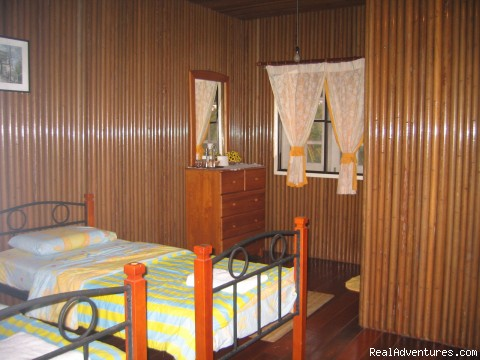 Room - Tempurung Seaside Lodge where dreams comes alive
