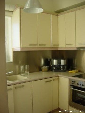 Kitchen - Modern & Luxury Penthouse Apt With Exclusive Desig