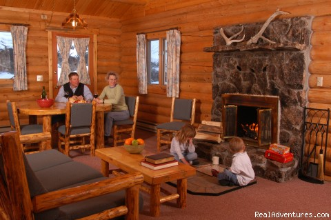perfect for families and large groups - Montana Ranch Vacation
