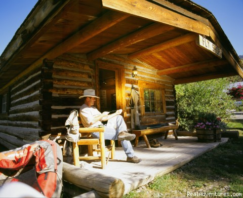 - Montana Ranch Vacation