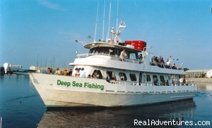 Deep Sea Fishing Trips and Beach Resort Outings