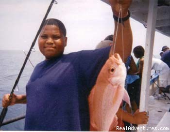 - Deep Sea Fishing Trips and Beach Resort Outings