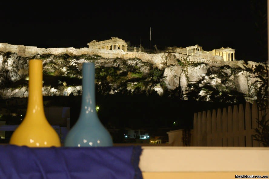 Acropolis View | Image #1/6 | Athens, Greece | Hotels & Resorts | Boutique Hotel With Acropolis View