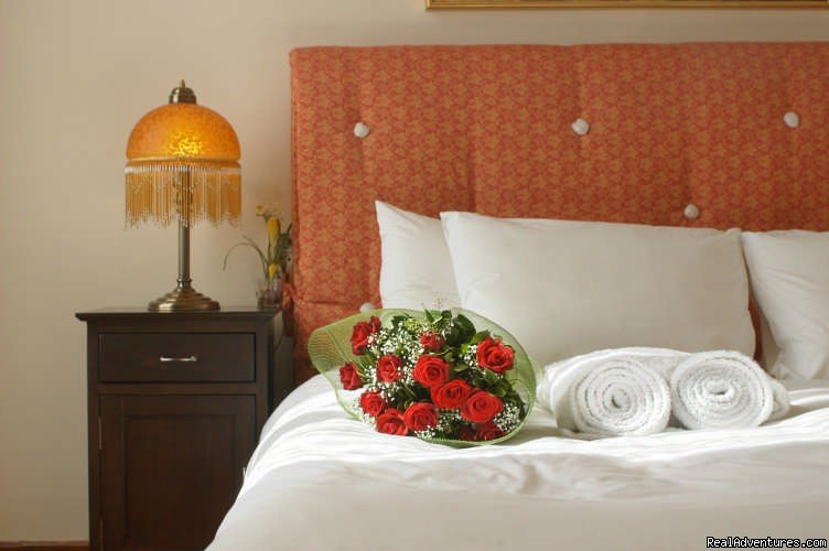 Double Deluxe Room | Image #2/6 | Boutique Hotel With Acropolis View