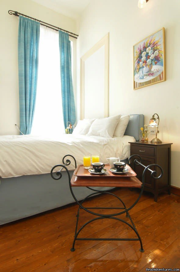 Double Deluxe Room | Image #5/6 | Boutique Hotel With Acropolis View