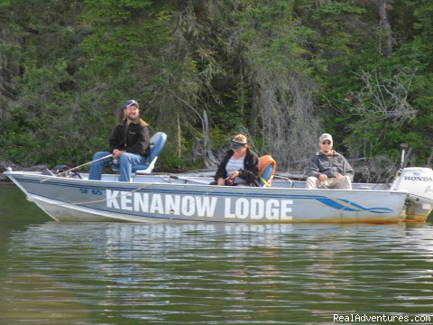 Image #2 of 4 - Fishing Adventures American Plan Packages