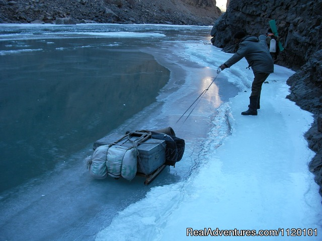 Frozen River Chadar Trek