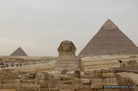 Pyramids of Giza  (#5 of 12) - Classical Egypt Tours