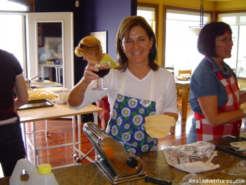 Salute!  To the Chef! (#3 of 4) - Hands-on Gourmet Cooking Workshops at Wine & Thyme
