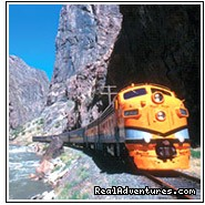 Trains Across Colorado