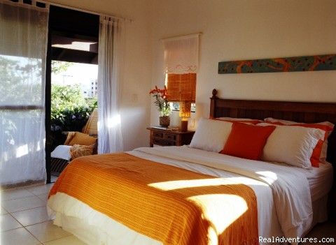 Room Araca da Terra - Romantic Weekend Getaways at a Beachfront B&B