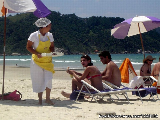 Beach Service - Romantic Weekend Getaways at a Beachfront B&B