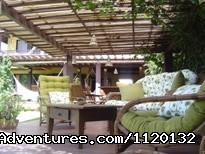 Pergola - Romantic Weekend Getaways at a Beachfront B&B
