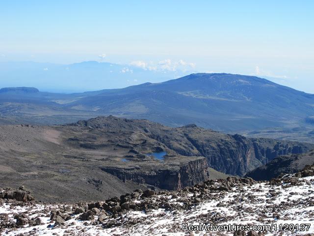 Chogoria route - Go To Mt kenya Trekking