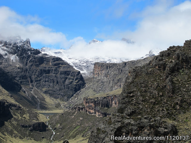 Gorges Valley - Go To Mt kenya Trekking