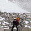 Heading climbing base