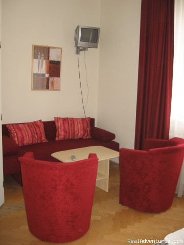 Double bed appartment II. - Guesthouse Venus - comfort for super price!