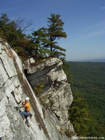 Alpine Endeavors - Climb throughout New York New Paltz, New York Rock Climbing