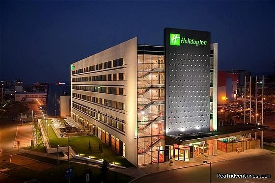 Exterior | Image #1/12 | Sofia, Bulgaria | Hotels & Resorts | Holiday Inn Sofia