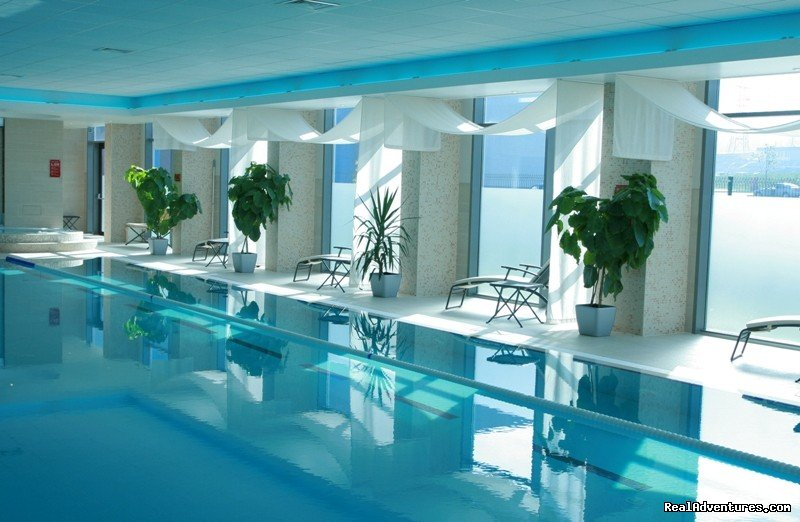 Swimming Pool | Image #12/12 | Holiday Inn Sofia