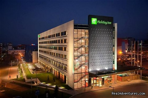 Exterior - Holiday Inn Sofia