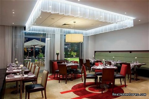 Brasserie Restaurant (#7 of 13) - Holiday Inn Sofia