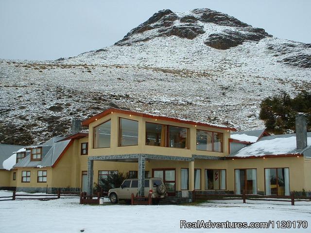 Winter view - Estancia La Quinta, Argentinian Patagonia