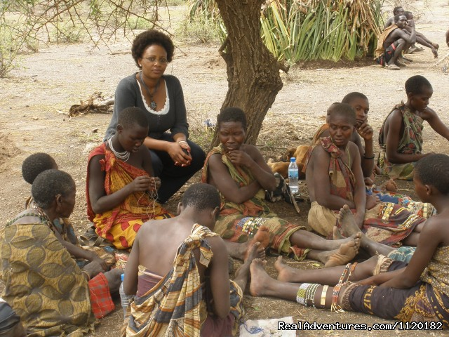 Hadzabe bushmen - Adventure safaris and holidays get aways