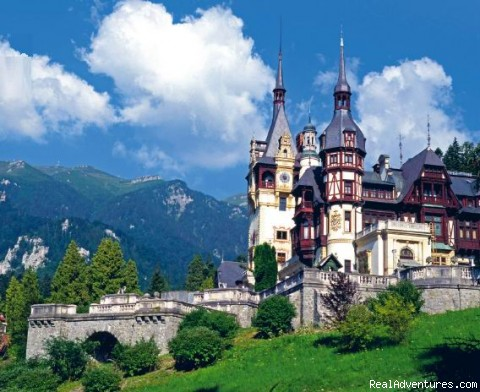 Royal Transylvania -Peles Castle - Halloween in Transylvania with Vlad the Impaler