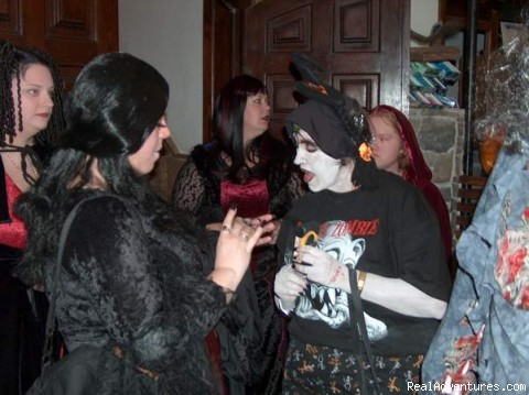 - Halloween in Transylvania with Vlad the Impaler
