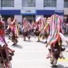 Rose Carnival with Kukeri dances