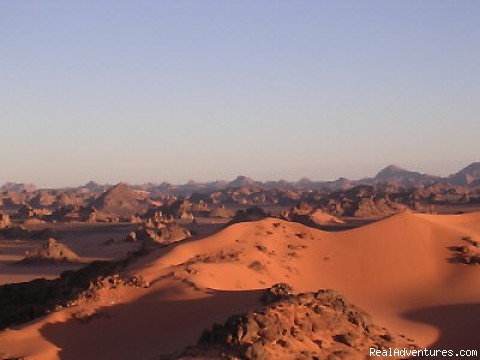 Desert - Libya Travel Guide