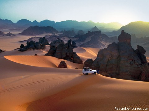 Desert Deram - Libya Travel Guide