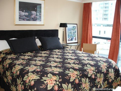 Image #8/10 | Coal Harbour Downtown Vancouver Luxury View condo