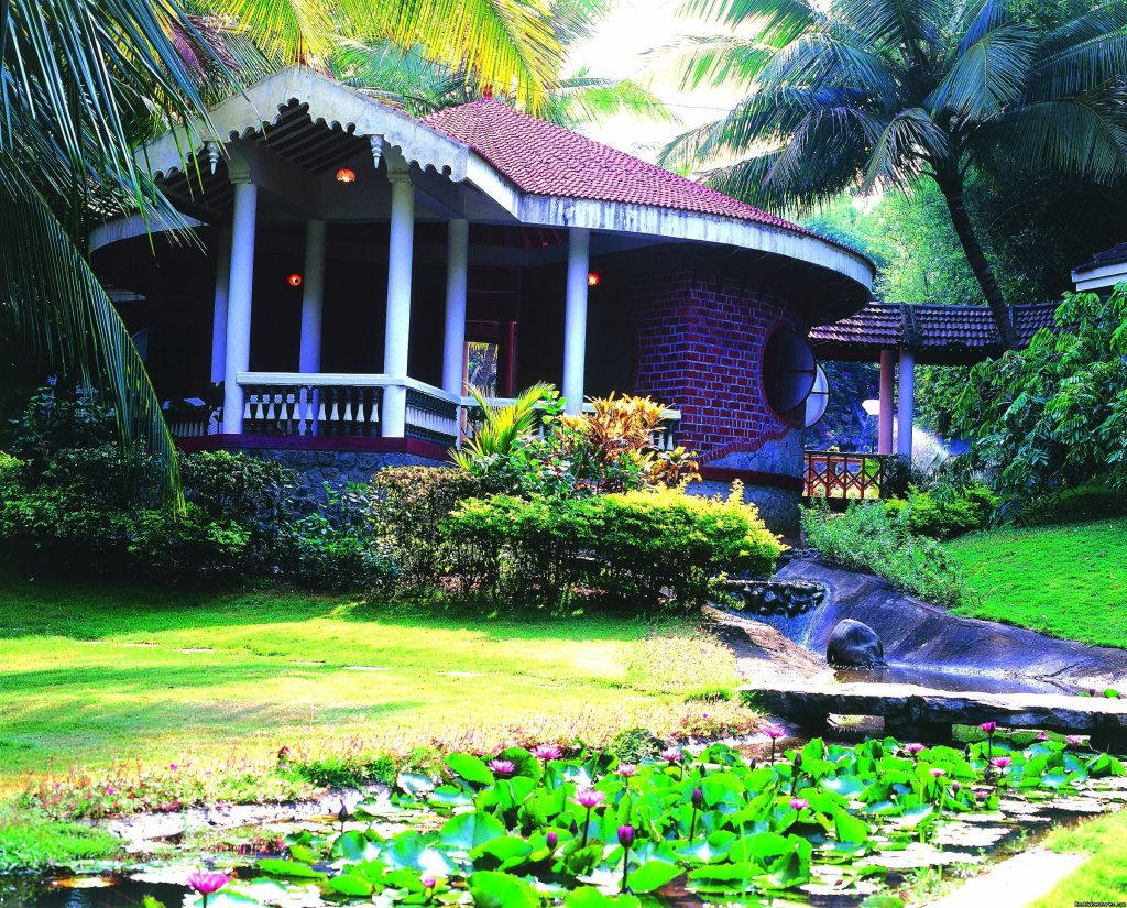 Treatment Center | Image #2/5 | Kairali  -  The Ayurvedic Healing Village