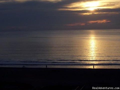 Cocoa Beach OCEANFRONT Condo!: View from your private balcony