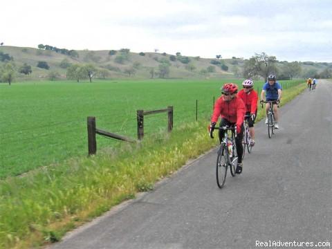 Santa Barbara County - Road Bike Tours in California - UDCTOURS
