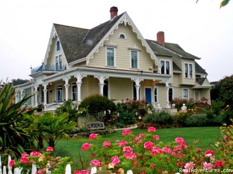 Mendocino Hotel - Road Bike Tours in California - UDCTOURS